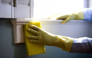 How to Clean Your Painted Walls